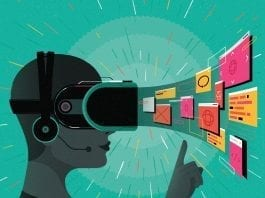 VR web browsing is here