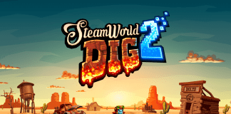 SteamWorld Dig2 review