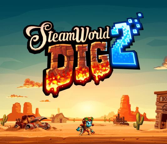 SteamWorld Dig2 review