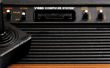 Atari retro 2600