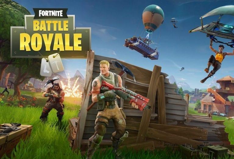 Fortnite: Battle Royale Review