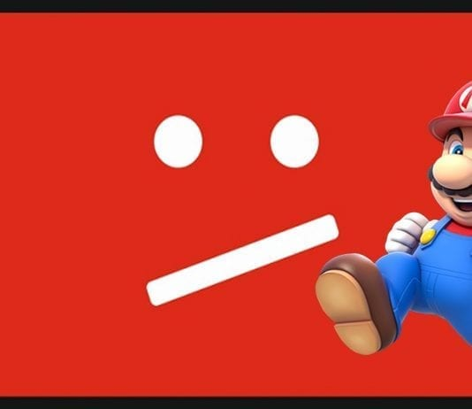 nintendo youtube crack down