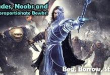 beg borrow steal