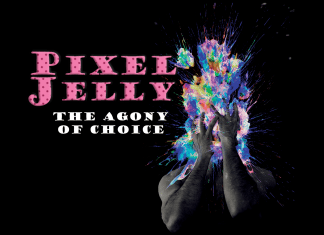 pixel jelly agony of choice