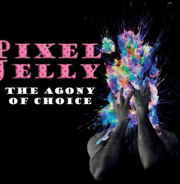 pixel jelly agony of choice