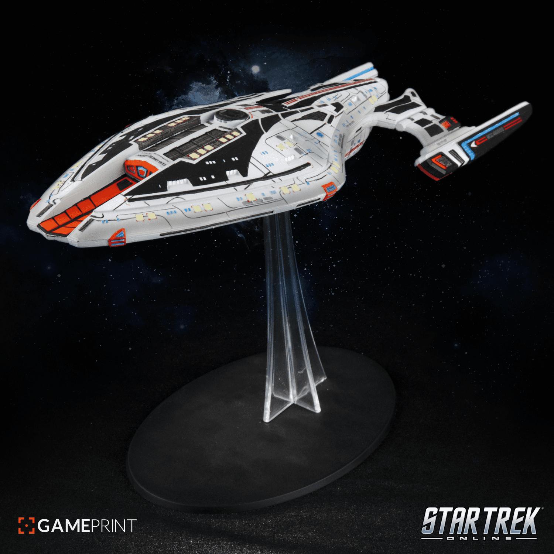 Star Trek Online Now Let's You 3D Print Your Favourite ...