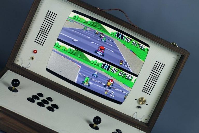 The Poshest Retro Gaming Tech EVER
