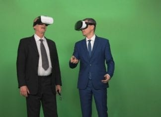 uk government VR investment
