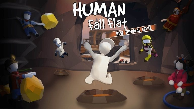 Human: Fall Flat gets new competition winner content