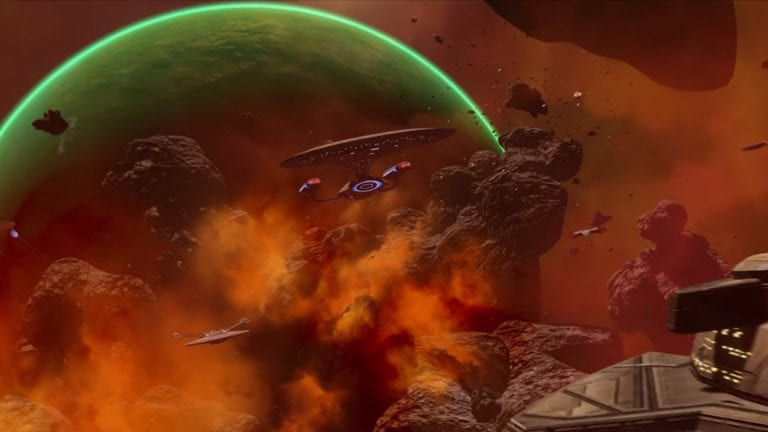 Why Have Modern Star Trek Games become Stupid Shooters?