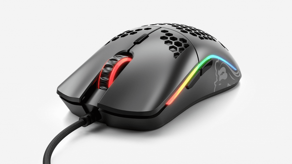 Glorious Model O wired gaming mouse