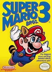 Super Mario Bros 3 retro gaming collection