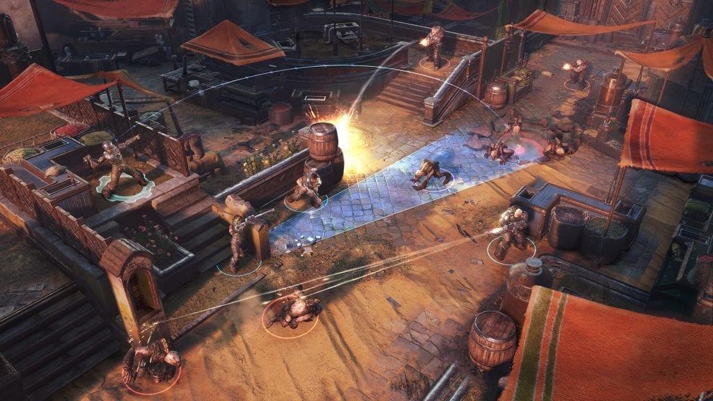 Gears Tactics overwatch ability beginner's guide