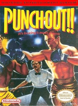 Punch-Out!! NES retro game systems