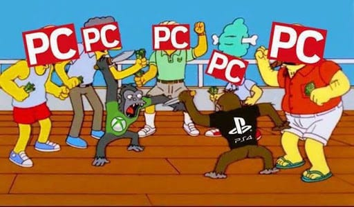This console generation the best